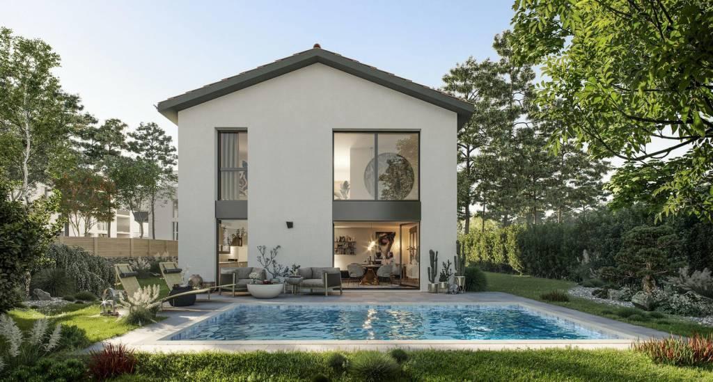 Villa de 155m² avec piscine